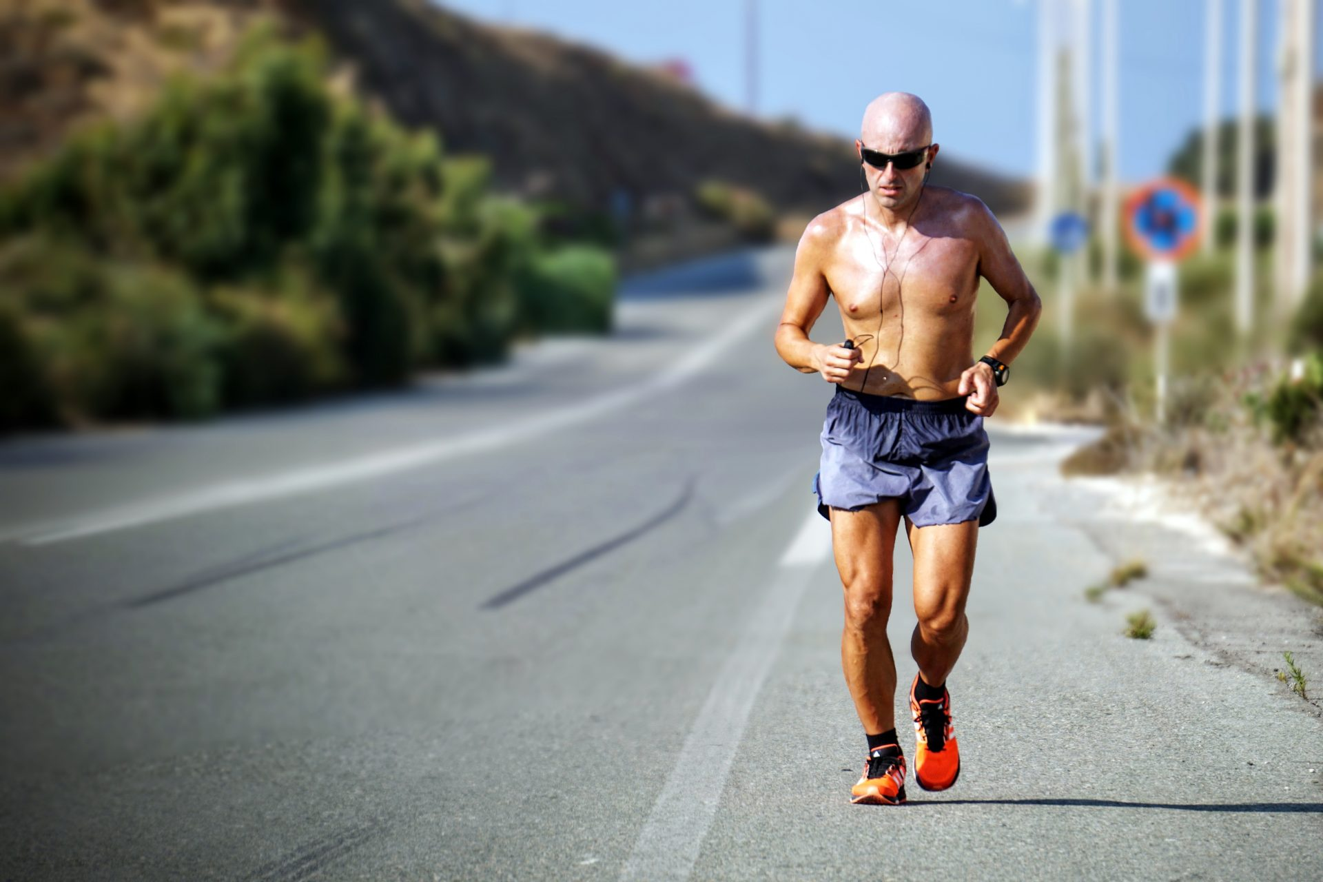 The world's fastest old man is 71, holds two world records and is aiming for a third