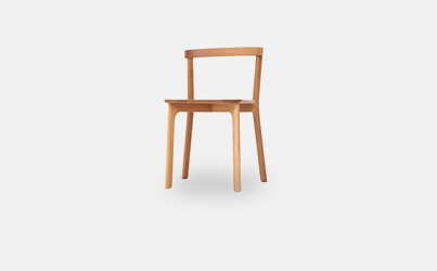 Wooden Single Chair