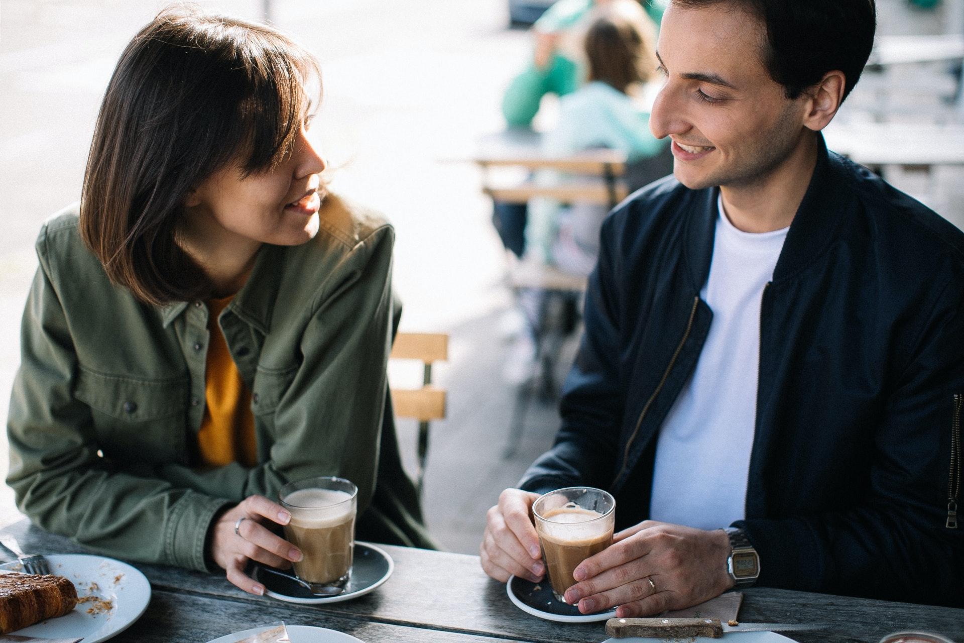 Roasted Coffee Stimulates All Human Senses