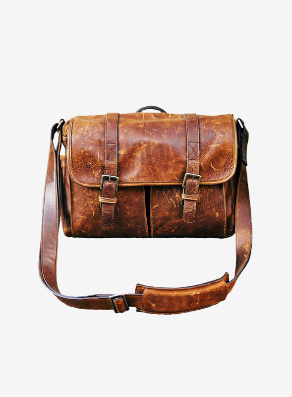 Business Leather Bag