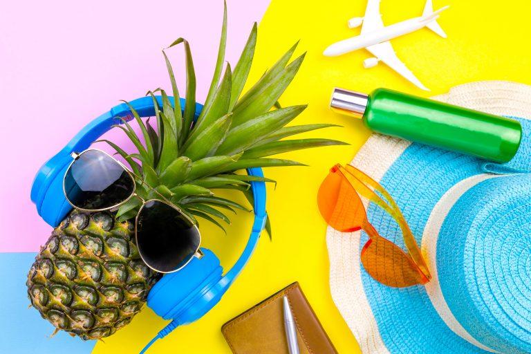 Colorfull taste of life