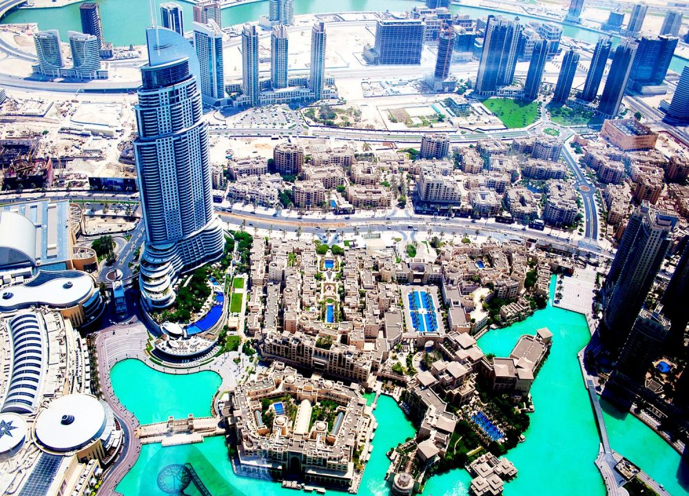 Dubai – All Stunning Places