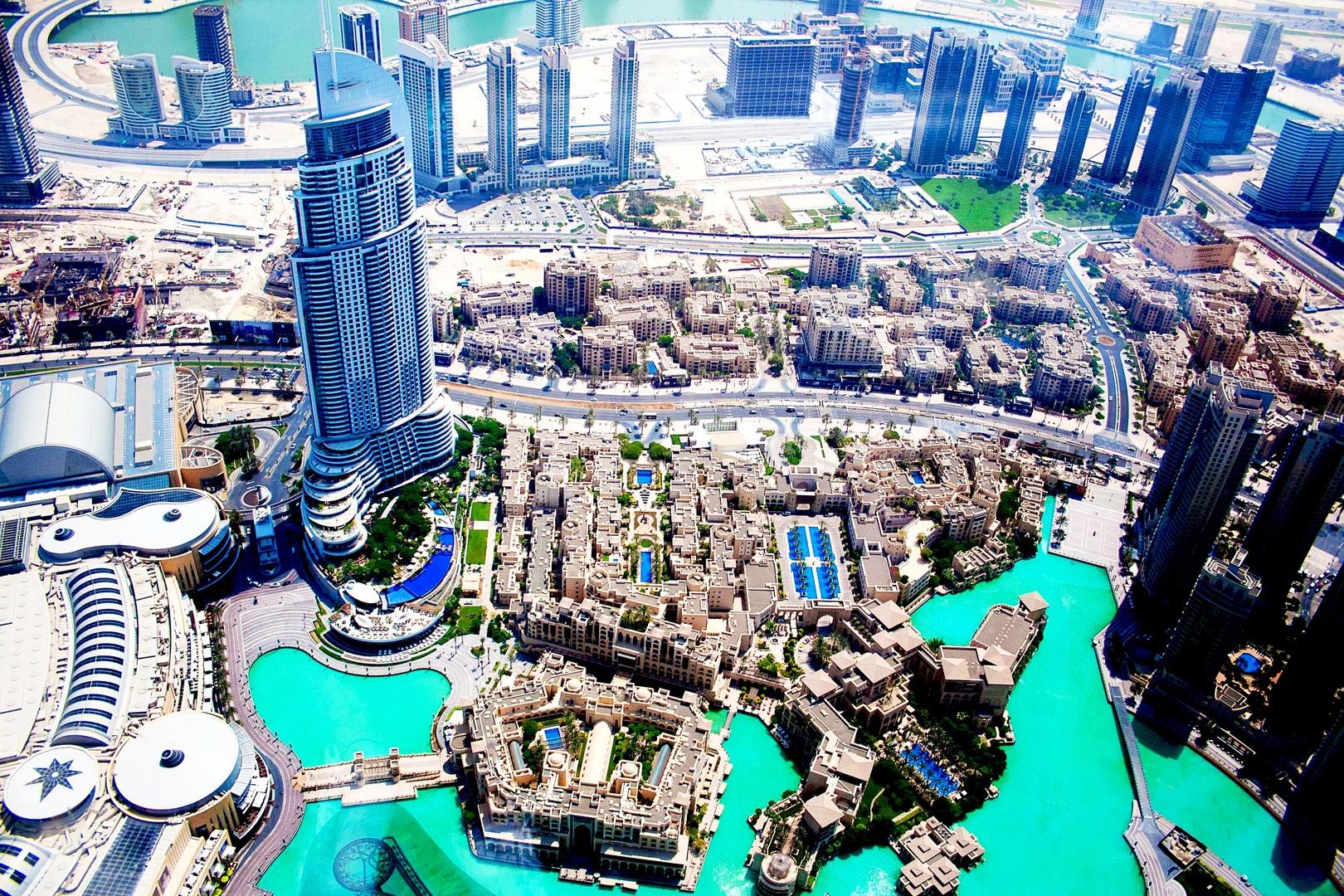 Dubai – All Stunning Places