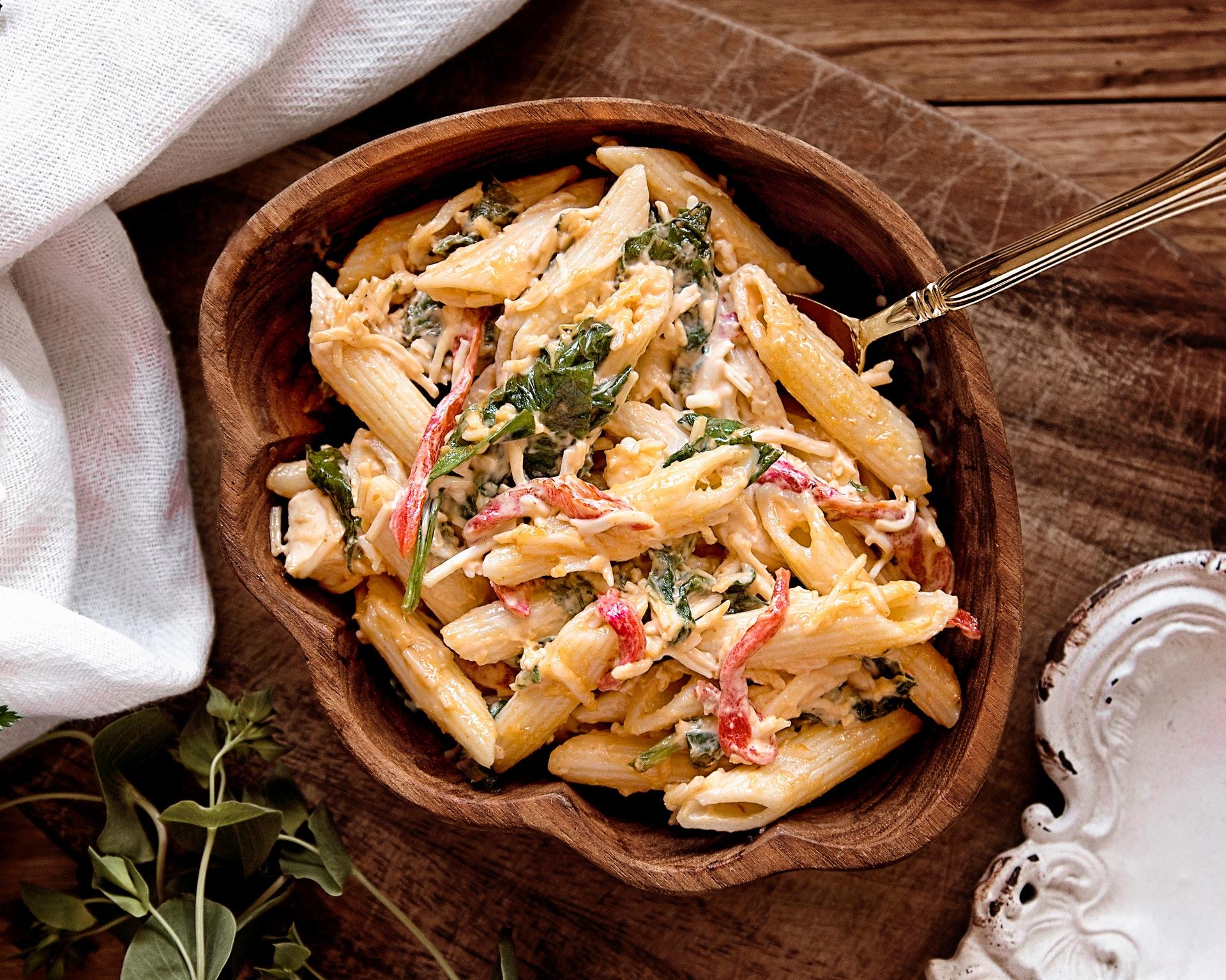 Pasta with Lamb Ragù