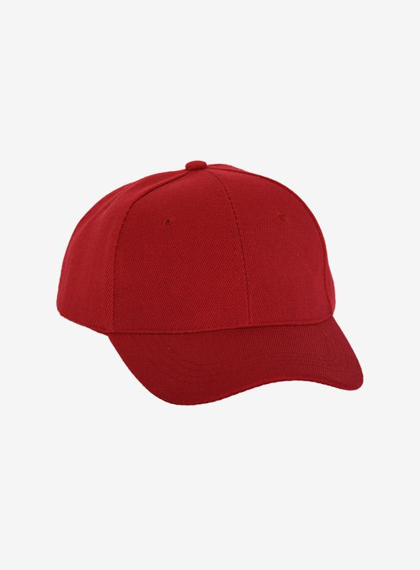 Plain Red Cap